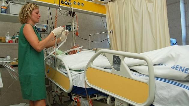 BENEŠOV. Zdravotní sestry jsou nejen v Nemocnici Rudolfa a Stefanie nedostatkovým zbožím