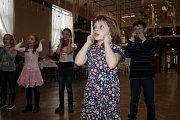 V Heřmaničkách se konal mejdan pro děti