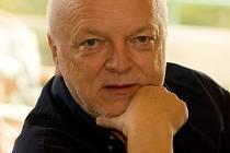 Spisovatel Jan Krůta.