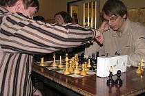 Šachová bleskovka v Postupicích