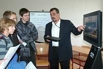 Žáci základních škol mohli dva dny navštívit burzu škol v benešovské ISŠT.