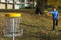 Discgolfový turnaj by se měl uskutečnit v zámeckém parku na Konopišti.