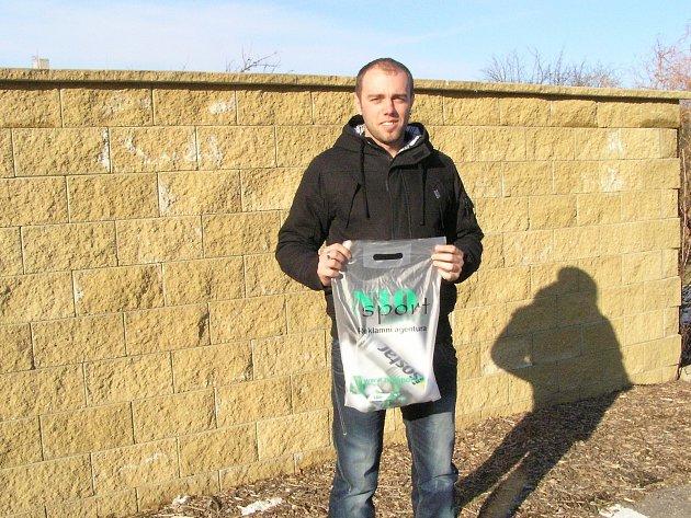 Brankář Popovic Pavel Heřmánek měl radost z třetího místa mezi okresními playery i z cen od NIO sport agency a.s.