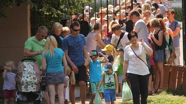 Oslavy svátku dětí se konaly například ve Vrchotových Janovicích nebo Maršovících.