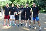 Volejbalový turnaj v Osadě Starých Kamarádů