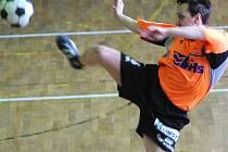 Petr Stejskal hraje v šacungském dresu již devátou sezonu.