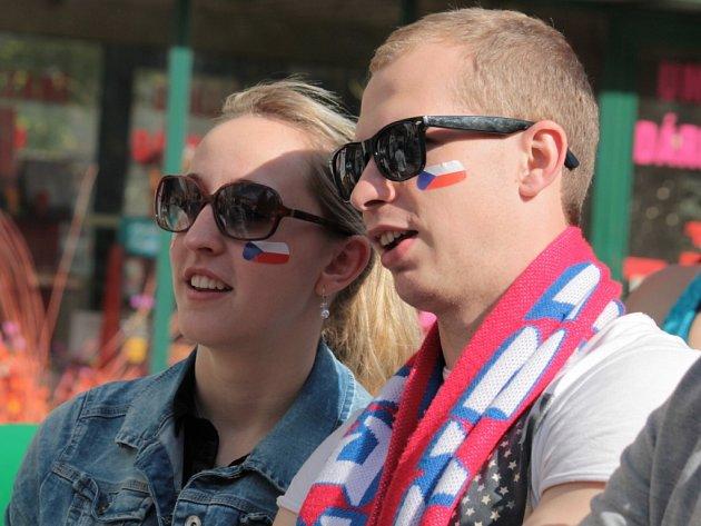 Češi prohráli s USA 3:0. Na stříbrnou medaili tak nedosáhli.