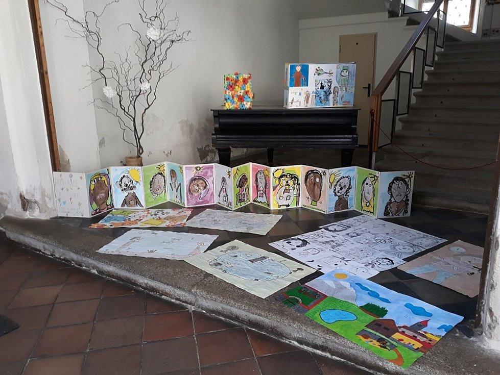 Spolek Fakt-um a Sázavský klášter pořádají dětskou výtvarnou soutěž.