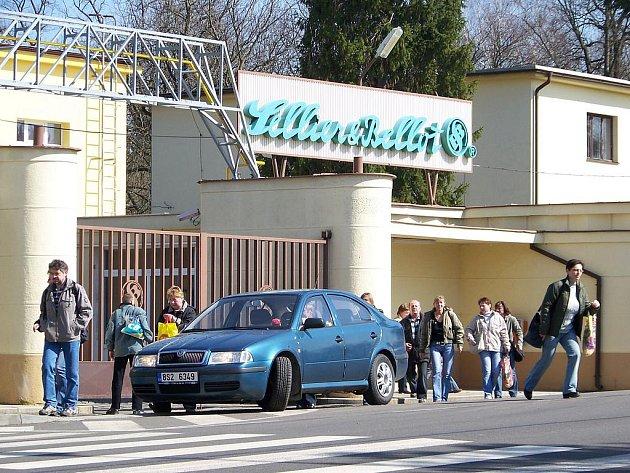 Zbrojovka Sellier & Bellot je největším zaměstnavatelem v regionu.