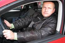 Jiří Dolejš, šéf bezpečnosti Českého rozhlasu