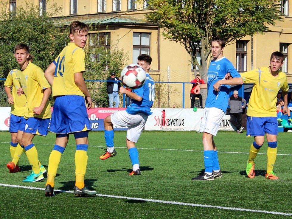 U19: Vyšehrad - Benešov 1:2.