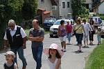 Oslavy výročí 100. let SDH Krňany a 60. let SDH Třebsín.