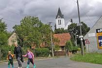 Cyklostezka povede z Trhového Štěpánova do Kladrub k rehabilitačnímu ústavu a do Tehova.