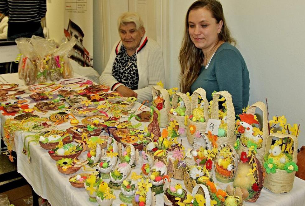 Jaro na krajský úřad přinesla tradiční Velikonoční výstava
