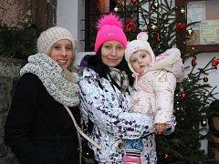 Druhý advent slavili v Týnci vánočním trhem v muzeu na hradě.