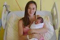 Tomáš Kuklík se manželům Marii a Tomášovi narodil v benešovské nemocnici 22. července 2020 v 6.14 hodin, vážil 2980 gramů. Doma v Bolině na něj čeká sestra Maruška (3).