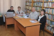 Voleb se zúčastnili i zájemci v Českém Šternberku.