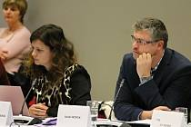 Jednání benešovských zastupitelů 2. listopadu 2015.