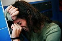 Ilustrační foto: Deprese může vést až k sebevraždě