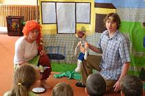 Divadlo pomůže dětem k poznání.