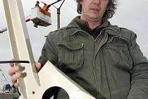 Nominaci votický ekolog Pavel Křížek nakonec v triumf neproměnil. Bude mít letos větší štěstí?