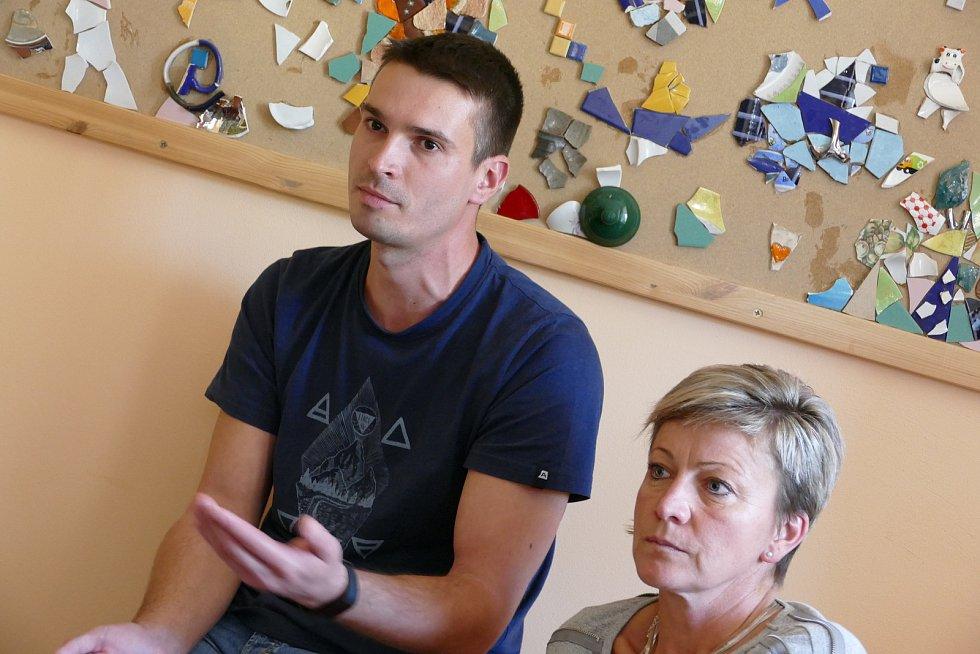 V Hospici Dobrého Pastýře v Čerčanech přivítali návštěvníky na Dni otevřených dveří