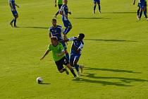 Ze zápas FN:L Vlašim - Vyšehrad. Foto: Jiří Paýr