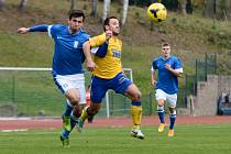 Varnsdorf - Vlašim 2:0.
