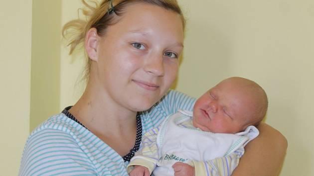Nela Babková je vítězkou červencového kola hlasování o Nejsympatičtější miminko měsíce.