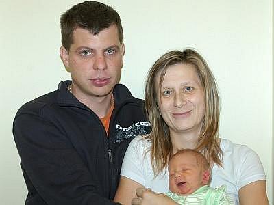 Pavlína Novotná a Martin Jindrák se stali rodiči prvorozeného syna Tadeáše, který se narodil 21. října v 8.09. Vážil 3,45 kilogramu a měřil 50 centimetrů.  Doma bude ve Voticích.