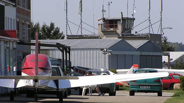 Letiště Benešov.