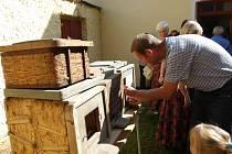 Včelařské muzeum pod Blaníkem seznamuje návštěvníky s historií místních včelařů.