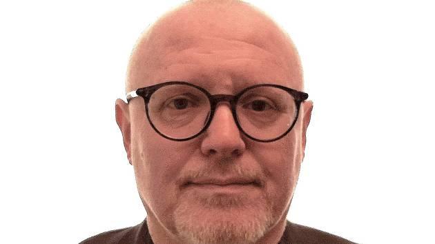 Redaktor Benešovského deníku Zdeněk Kellner.