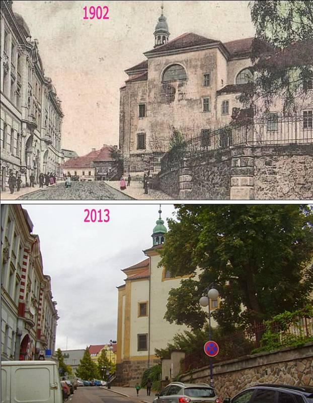 Benešov - Tyršova ulice
