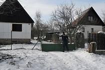 Policisté kontrolovali rekreační objekty na České Sibiři.