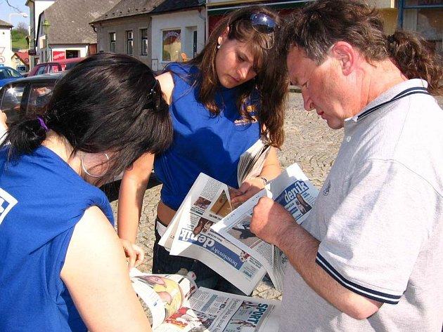 Den s Deníkem 2007 ve Vlašimi