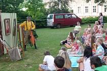 Pohádkové léto ve Vlašimi.