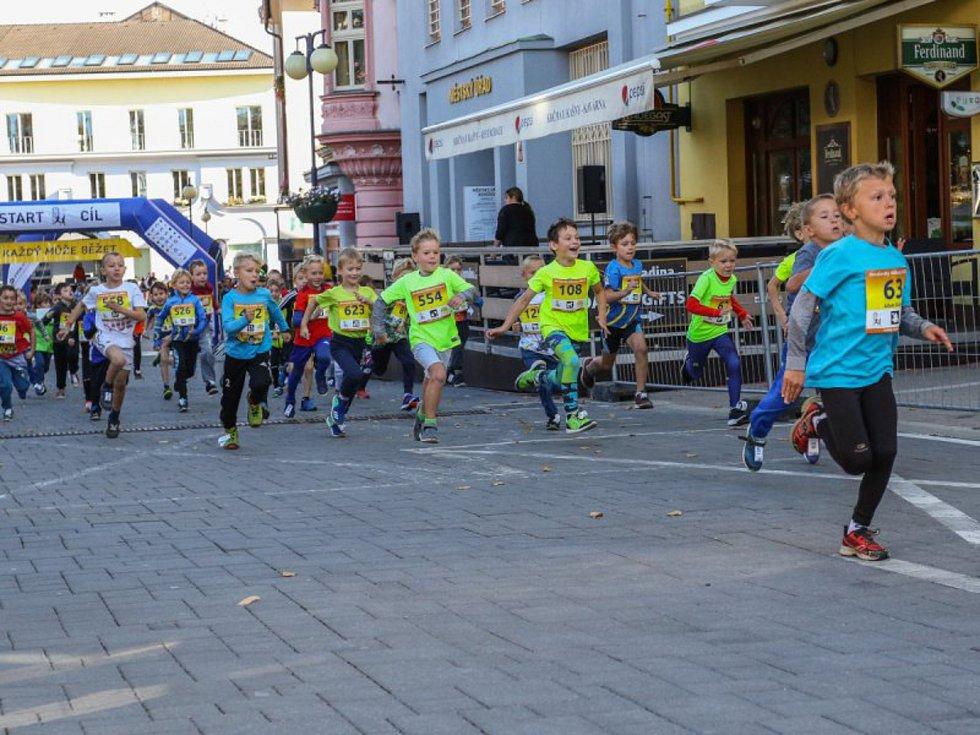 Benešovský běžecký festival.