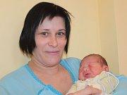 Markéta Blažková a Miroslav Semín z Benešova se v úterý 8. prosince v 3.52 stali rodiči chlapečka Dominika. Na svět přišel s váhou 3,62 kilogramu a mírou 48 centimetrů.