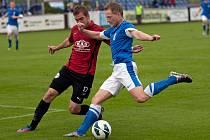 Fotbalisté Vlašimi doma padli s Táborskem 0:2, které vedl bývalý trenér Vlašimi Roman Nádvorník a hraje za něj útočník Miloslav Strnad, jenž také hrál pod Blaníkem.