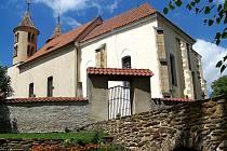 Kostel sv. Bartoloměje na návsi