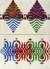 Výstavní program na rok 2018 i doprovodní programy pro letošní rok představila ve čtvrtek Galerie Středočeského kraje v Kutné Hoře – GASK. Na snímku Dana Puchnarová Architektoun Antiobraz 1970.