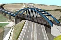 Od pátku 28. srpna večer začnou vlaky jezdit po nové traťové koleji mezi Sudoměřicemi a Táborem. Druhou s max. rychlostí do 160 km/h dostaví do konce listopadu.