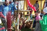Velikonoční tradice se na Benešovsku dodržují.