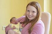 Lucie Frintová a Lukáš Kunce zBenešova jsou od 28. května hrdými rodiči malé Vanesy Kunceové. Ta se narodila v 10.14 sváhou 2950 gramů a mírou 46 centimetrů.