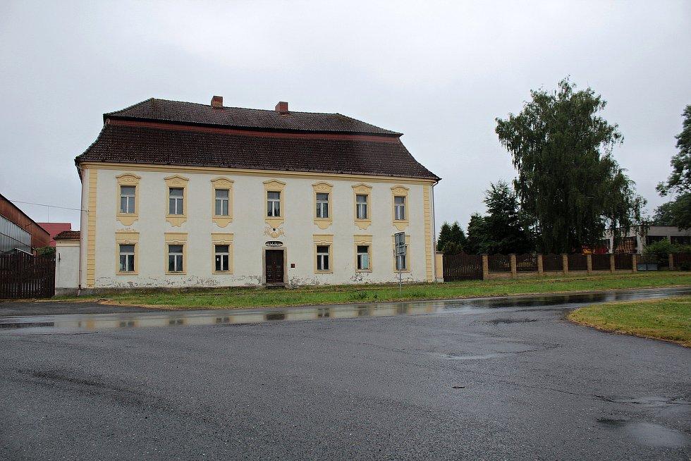 Dolní Kralovice - Vraždovy Lhotice.