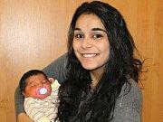 Když se Laura Filipová v pondělí 30. ledna ve 20 hodin a 36 minut narodila mamince Karle Brabcové, vážila 3960 gramů a měřila 49 centimetrů. Na obě svá děvčata  doma v Čechticích čeká Michal Filip.