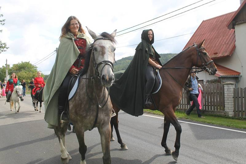 Svatováclavské slavnosti v Louňovicích pod Blaníkem 2015.