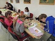 Velikonoční tvoření ve Smilkově.