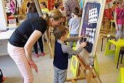 Výstavní program na rok 2018 i doprovodní programy pro letošní rok představila ve čtvrtek Galerie Středočeského kraje v Kutné Hoře – GASK. Na snímku mezigenerační programy.